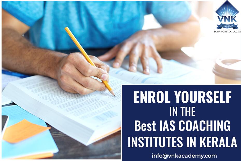 Top 10 IAS Coaching Institute in Kerala