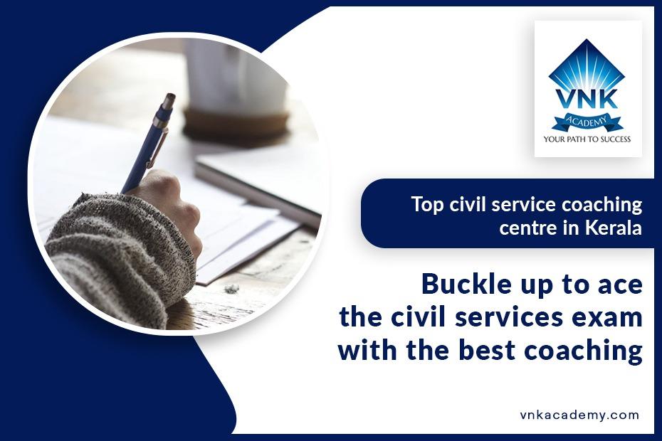 top civil service coaching centres in Kerala
