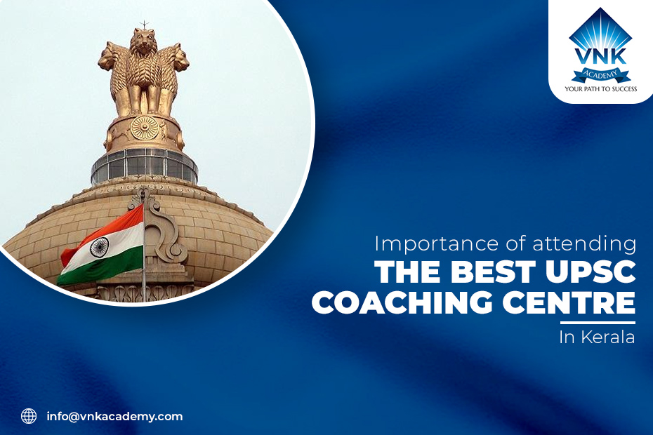 best UPSC coaching centre in Kerala