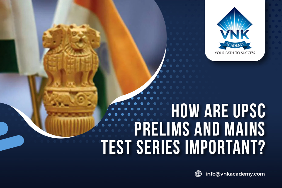 best Prelims and Mains test series in Kerala
