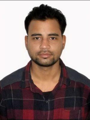 Hirdesh Patel AIR 537