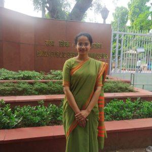 Jagrati Awasthi AIR 2