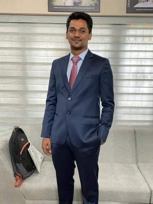 Sabeel Poovakundil AIR 470